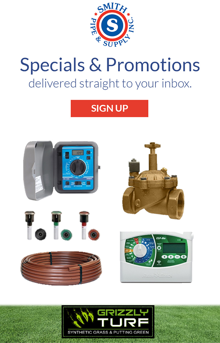 Smith Pipe Promotions